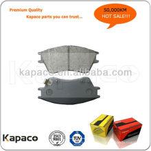Высококачественная тормозная колодка Hyundai Elantra 58101-2DA10
