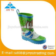 Botas de lluvia para niños