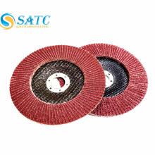 Preço de fábrica Retire o traço de soldagem a ferrugem e pintura etc Disco flap impermeável fabricado na China