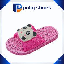 Chaussures à glissière mignonne à la mode de qualité supérieure
