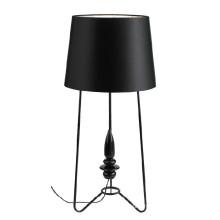 Modern Hotel Black Metal Table Lamps (MT50270-1-400)