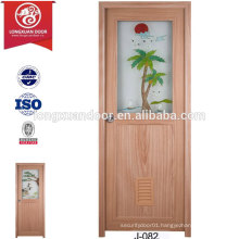 China Cheap Custom Plastic Doors for Toilet or Bathroom or Kitchen