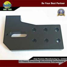 Endplatte Kundenspezifischer CNC-Service Aluminium CNC, der elektrischen Fall maschinell bearbeitet