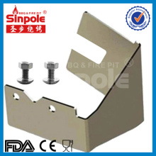 Stainless Steel BBQ Bracket with Ce/FDA Approved