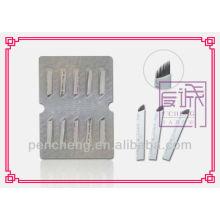 Disposable Permanent Makeup Needle MUN-6# 11pin/pc