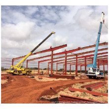 Steel Structural Construction Builing Erection