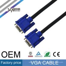 СИПУ цена по прейскуранту завода оптовой лучшие компьютерные аудио-видео кабель для монитора VGA кабель 3+6