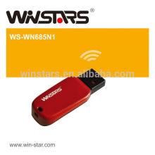 150 Mbps Wireless-n usb 2.0 Adaptateur Lan (1T1R), 802.11N USB 2.0 carte WLAN