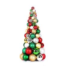 """Faire un arbre décoratif de boule de Noël de 24 """""""
