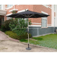 8Ribs Straight Aluminum Patio Sun Umbrella