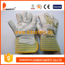 Pig Grain Leather Working Gloves DLP571