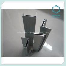 Perfiles de aluminio para Panel Solar Rack