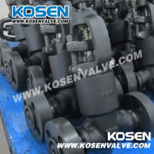 Pressure Sealed Globe Valves Flanged End
