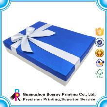 Custom Made Handmade Chocolates Gift Cardboard Boxes Packing Printing