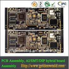 Électronique Pcb Fabricant 1-18 couches Fournisseur jqc-3f T73 Pcb relais