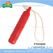 Promotional high quality cute bottle dog toy
