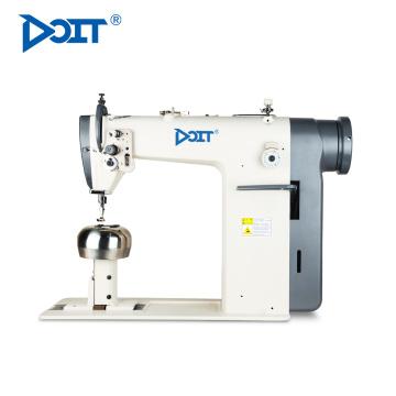 DT8810DW прямой Привод одной иглой пост кровать промышленной парик человеческих волос машины Швейная машина для париков