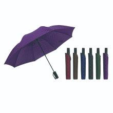 2 Fold Auto Open Fashion Printing Rain Umbrellas