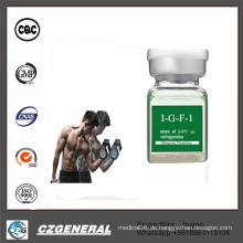 Reinheits-Hormon-Weiß-Pulver IG F-1 der Fabrik-Versorgungsmaterial-99%