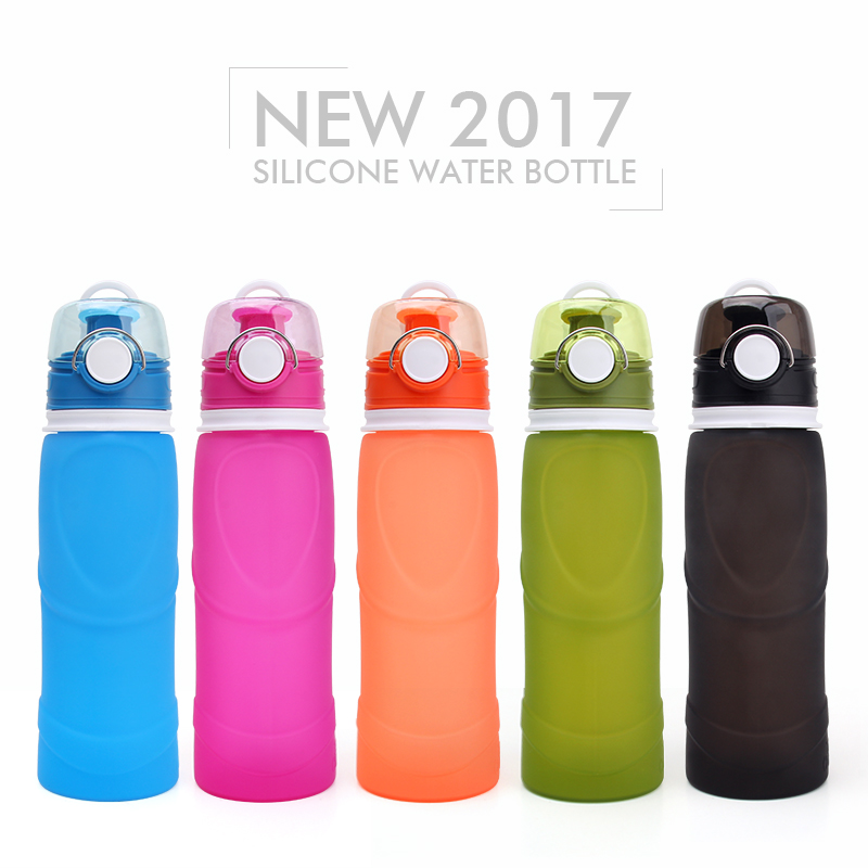 Travel Collapsible Water Bottles