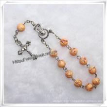 Single Decade Rosary Bracelets Wholesaler for Bracelet & Bangle (IO-CE035)