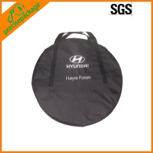 top quality custom brand 600D Oxford wheel cover