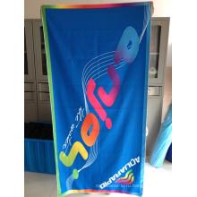 Ультра мягкое быстросохнущее спортивное полотенце из микрофибры (BC-MT1033)