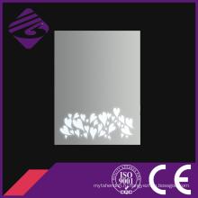 Jnh232 новейшие ясное Серебряное освещения отель проект зеркало ванной комнаты СИД