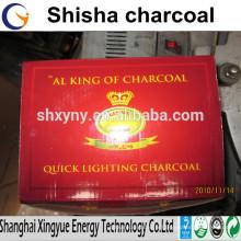 Charbon de bois rapide pour narguilé / shisha