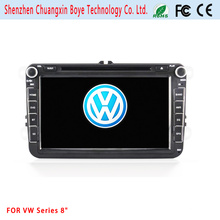 """Car Audio MP4 Player for VW Series 8"""""""
