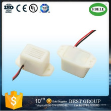 Mechanical Buzzer 23*15 400Hz Piezo Audio Indicator White