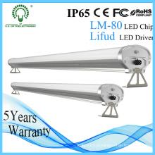 Alta CRI alta luminosa Epistar 30W LED Tubo Tri-prova de luz