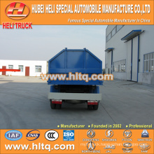 4X2 DONGFENG 5 cubic 95hp garbage collecting truck with high quality and inexpensive in China