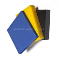 Natural color plate cnc machined nylon PA66 sheet