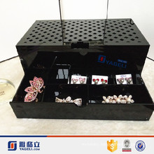 2017 New Style Acrylic Makeup Organizer for Cosmetic Accessories