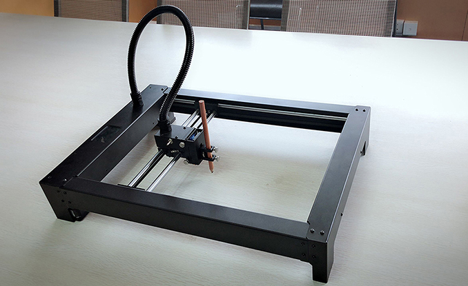 Máquina Impressora de Plotter Desktop Commerical