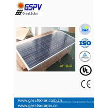 150W Poly Solar Panel with Good Quality and Competitive Factory Direct to Australia, Russia, Pakistan, Afghanistan, Iran, Nigeria and India etc...