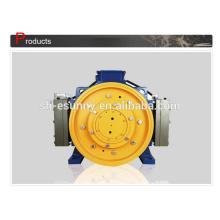 Popular mais popular máquina de tração gearless de 320kg