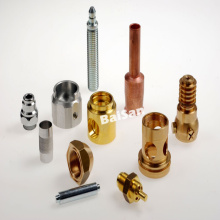 CNC Turning Machining Precision Brass Turned Components