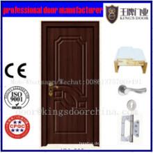 Neue Innen MDF PVC Mantel Schlafzimmer Tür Designs Indien