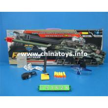 Nueva pistola plástica de los juguetes B / O con la bala de agua / la bala suave (791626)