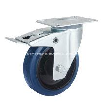 Gummi-Rad Eisen Core Europa Industrie-Caster
