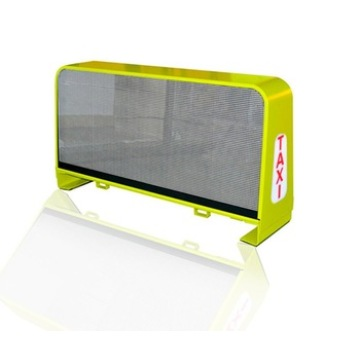 Taxi Top Led Display P5 Exterior