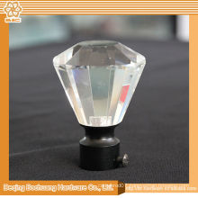 8/10/13/16/19/22/25/28mm Crystal Glass Decorative Curtain Wall Accessories
