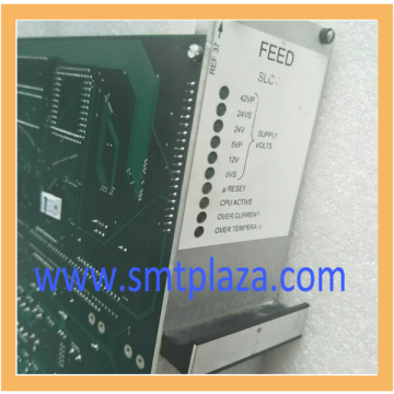MPM ACCUFLEX SLOT3 FEED POWER BOARD 1010728
