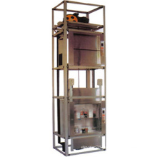 Small Dumbwaiter Elevator for Service