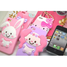 New Coming Rubber Silicone Case for iPhone 5