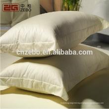 Trade Assurance Hotel Goose Down / Pato Down / Microfiber / PP Algodão Pillow Inner