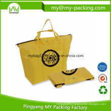 Eco Foldaway PP Non Woven Promotional Shopping Bag