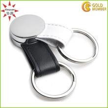2015 Nouveau porte-clés en cuir personnalisé